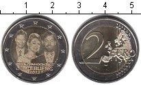 Изображение Мелочь Люксембург 2 евро 2012 Биметалл UNC-