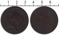Изображение Монеты Великобритания 1 пенни 1786 Медь
