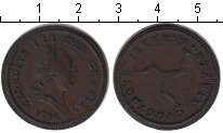 Изображение Монеты Остров Мэн 1/2 пенни 1786 Медь XF