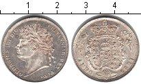 Изображение Монеты Великобритания 1 шиллинг 1821 Серебро XF