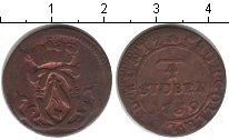 Изображение Монеты Кёльн 1/4 стюбера 1759 Медь