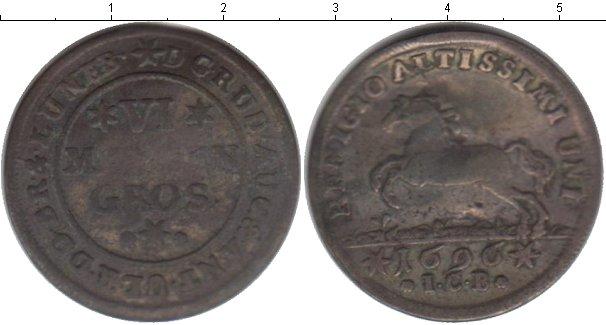 Картинка Монеты Брауншвайг-Люнебург-Каленберг-Ганновер 6 грош Серебро 1696
