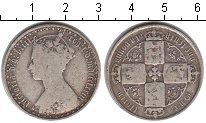 Изображение Монеты Великобритания 1 флорин 1873 Серебро XF