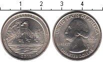 Изображение Мелочь США 1/4 доллара 2011 Медно-никель UNC-