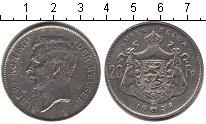 Изображение Монеты Бельгия 20 франков 1932 Медно-никель VF Альберт