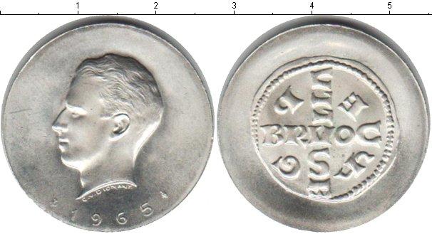 Картинка Монеты Бельгия Монетовидный жетон Серебро 1993