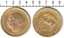 Изображение Монеты Вестфалия 10.000 марок 1923  XF конь