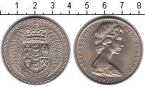 Изображение Мелочь Новая Зеландия 1 доллар 1971 Медно-никель UNC-