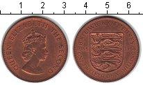 Изображение Монеты Остров Джерси 1/12 шиллинга 1966 Медь UNC- Елизавета II