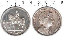Изображение Монеты Сендвичевы острова 2 фунта 2006 Серебро Proof- 80-летие Елизаветы I
