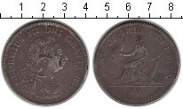 Изображение Монеты Ирландия 6 шиллингов 1804 Серебро VF Георг III. Токен