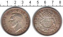 Изображение Монеты Великобритания 1 крона 1937 Серебро XF