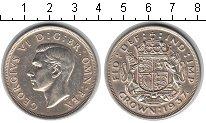 Изображение Монеты Великобритания 1 крона 1937 Серебро XF Георг VI