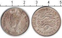 Изображение Монеты Кипр 9 пиастров 1938 Серебро XF Георг VI