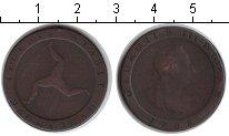 Изображение Монеты Остров Мэн 1/2 пенни 1798 Медь VF