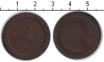 Изображение Монеты Великобритания Остров Мэн 1/2 пенни 1813 Медь VF