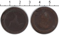 Изображение Монеты Великобритания Остров Мэн 1/2 пенни 1798 Медь VF