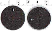 Изображение Монеты Великобритания Остров Мэн 1/2 пенни 1758 Медь