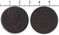 Изображение Монеты Великобритания Остров Мэн 1/2 пенни 1720 Медь