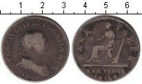 Изображение Монеты Ирландия 30 пенсов 1808 Серебро VF