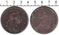 Изображение Монеты Ирландия 6 пенсов 1807 Серебро VF