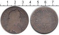Изображение Монеты Великобритания 1/2 кроны 0 Серебро VF Георг II