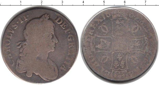 Картинка Монеты Великобритания 1/2 кроны Серебро 0