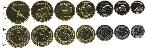 Изображение Наборы монет Россия Саха(Якутия) 2013 2013  UNC- В наборе 7 монет ном