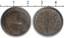 Изображение Монеты Таиланд 1 бат 0 Серебро VF 19 век