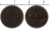 Изображение Монеты Дания 1 скиллинг 1779 Серебро  HSK