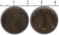 Изображение Монеты Дания 2 скиллинга 1801 Серебро