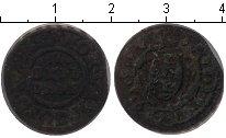 Изображение Монеты Дания 2 скиллинга 1667 Серебро