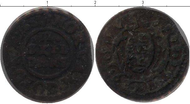 Картинка Монеты Дания 2 скиллинга Серебро 1667