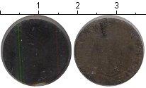 Изображение Монеты Дания 2 скиллинга 1681 Серебро