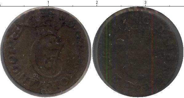 Картинка Монеты Дания 2 скиллинга  1785