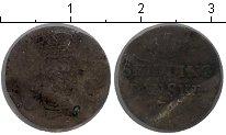 Изображение Монеты Дания 1 скиллинг 1767 Серебро VF