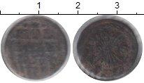 Изображение Монеты Нидерланды Голландия 1 стивер 1738 Серебро VF