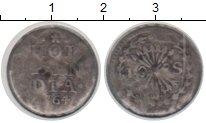 Изображение Монеты Нидерланды 1 стивер 1764 Серебро
