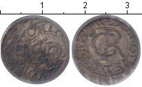 Изображение Монеты Швеция номинал? 0 Серебро  17 век