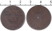Изображение Монеты Швеция 1 эре 1720 Медь VF 17 век