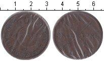 Изображение Монеты Швеция 1/2 скиллинга 1821 Медь VF