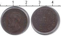 Изображение Монеты Швеция 1 эре 1861 Медь VF Карл XV