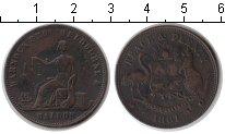Изображение Монеты Австралия 1/2 пенни 1861 Медь