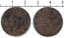 Изображение Монеты Франция 30 динерс 1710 Серебро