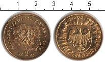 Изображение Мелочь Польша 2 злотых 2004  UNC-