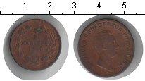 Изображение Монеты Баден 1 крейцер 1840 Медь VF Леопольд