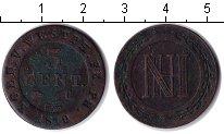Изображение Монеты Вестфалия 3 сентима 1810 Медь  C