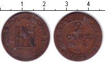 Изображение Монеты Вестфалия 2 сантима 1808 Медь