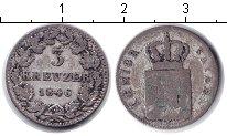 Изображение Монеты Бавария 3 крейцера 1846 Серебро VF