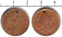 Изображение Монеты Германия жетон 1870 Медь